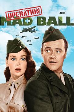 Best War Movies of 1957 : Operation Mad Ball
