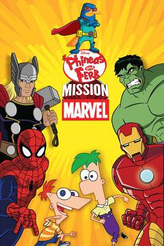 Best Tv Movie Movies of 2013 : Phineas and Ferb: Mission Marvel