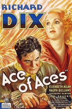 Best War Movies of 1933 : Ace of Aces