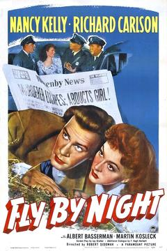 Best Thriller Movies of 1942 : Fly-By-Night