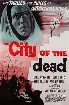 Best Horror Movies of 1960 : The City of the Dead
