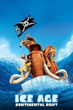 Best Family Movies of 2012 : Ice Age: Continental Drift
