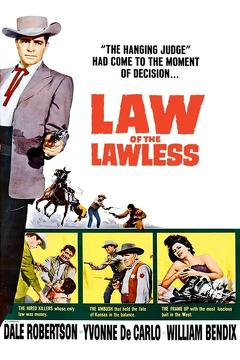 Best Western Movies of 1964 : Law of the Lawless