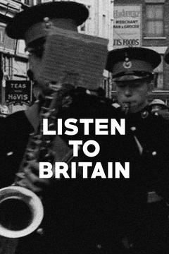 Best Documentary Movies of 1942 : Listen to Britain