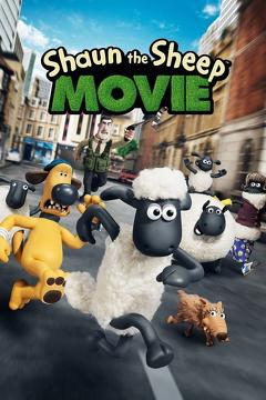 Best Family Movies of 2015 : Shaun the Sheep Movie