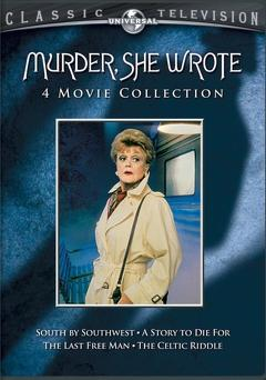 Best Mystery Movies of 2003 : Murder, She Wrote: The Celtic Riddle