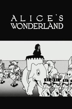 Best Animation Movies of 1923 : Alice's Wonderland