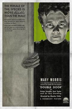 Best Mystery Movies of 1934 : Double Door