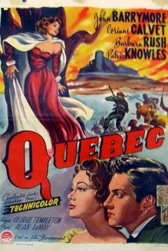 Best History Movies of 1951 : Quebec