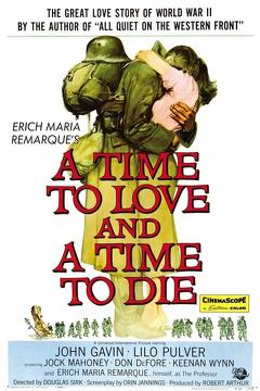 Best War Movies of 1958 : A Time to Love and a Time to Die