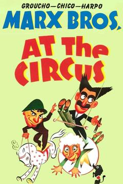 Best Music Movies of 1939 : At the Circus