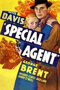 Best Crime Movies of 1935 : Special Agent