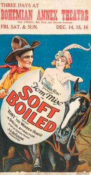 Best Western Movies of 1923 : Soft Boiled