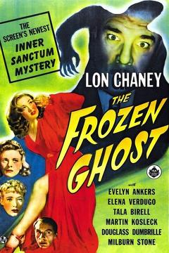 Best Fantasy Movies of 1945 : The Frozen Ghost