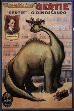 Best Animation Movies of 1914 : Gertie the Dinosaur