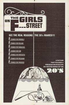 Best Fantasy Movies of 1966 : The Girls on F Street