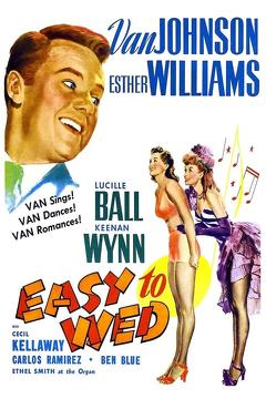 Best Music Movies of 1946 : Easy to Wed