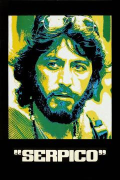 Best Crime Movies of 1973 : Serpico
