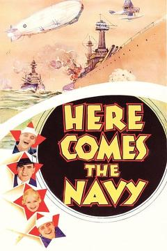 Best War Movies of 1934 : Here Comes the Navy