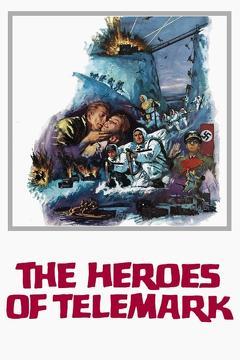 Best History Movies of 1965 : The Heroes of Telemark