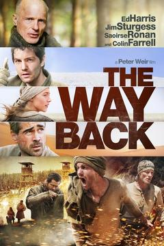 Best Adventure Movies of 2010 : The Way Back