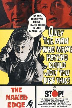 Best Mystery Movies of 1961 : The Naked Edge