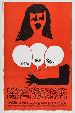 Best Family Movies of 1961 : One, Two, Three
