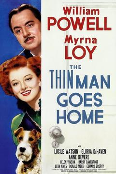 Best Comedy Movies of 1944 : The Thin Man Goes Home