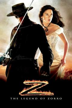 Best Western Movies of 2005 : The Legend of Zorro