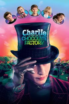 Best Fantasy Movies of 2005 : Charlie and the Chocolate Factory