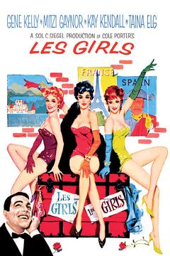 Best Music Movies of 1957 : Les Girls