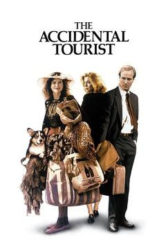 Best Romance Movies of 1988 : The Accidental Tourist