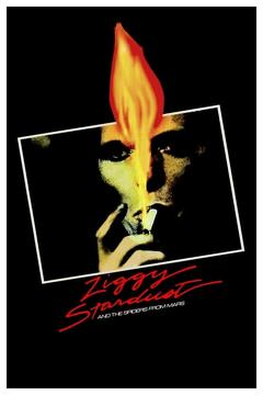 Best Documentary Movies of 1983 : Ziggy Stardust and the Spiders From Mars