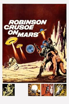 Best Science Fiction Movies of 1964 : Robinson Crusoe on Mars