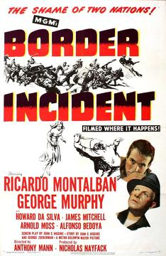 Best Thriller Movies of 1949 : Border Incident