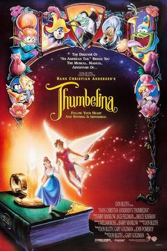 Best Fantasy Movies of 1994 : Thumbelina