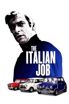 Best Crime Movies of 1969 : The Italian Job