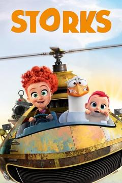 Best Animation Movies of 2016 : Storks