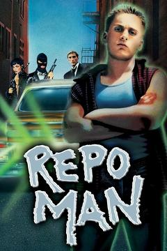 Best Comedy Movies of 1984 : Repo Man