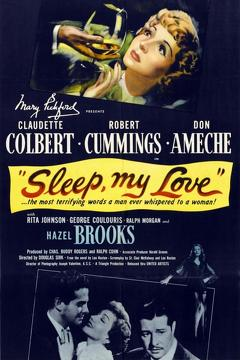 Best Mystery Movies of 1948 : Sleep, My Love