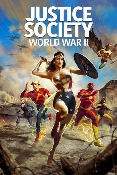 Best Fantasy Movies of This Year: Justice Society: World War II