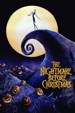 Best Family Movies of 1993 : The Nightmare Before Christmas