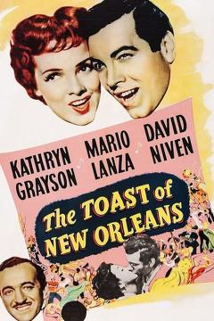 Best Music Movies of 1950 : The Toast of New Orleans