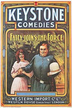 Best Comedy Movies of 1913 : Fatty Joins the Force