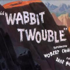 Best Animation Movies of 1941 : Wabbit Twouble