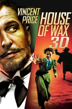 Best Horror Movies of 1953 : House of Wax