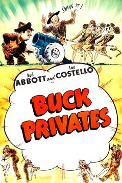 Best Music Movies of 1941 : Buck Privates