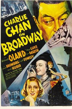 Best Mystery Movies of 1937 : Charlie Chan on Broadway