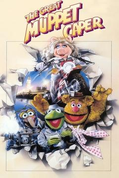Best Music Movies of 1981 : The Great Muppet Caper