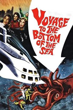 Best Adventure Movies of 1961 : Voyage to the Bottom of the Sea